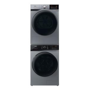 텀블세탁건조기 HGXH160-KSK+TMWM230-KSK 메탈릭그레이