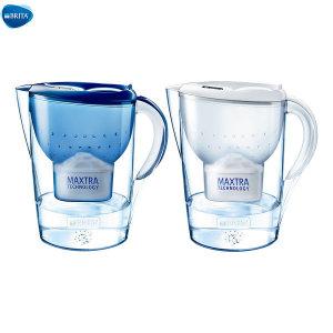 브리타 마렐라XL 3.5L+기본필터 화이트/물 정수