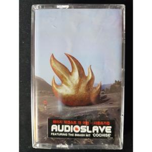 Audioslave Aaudioslave 미개봉 테이프