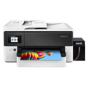 HP 오피스젯프로 7720 A3복합기/프린터/팩스/무한잉크