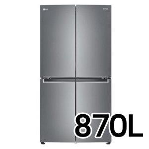 LG전자 디오스 양문형냉장고 870L(F873SS31H)