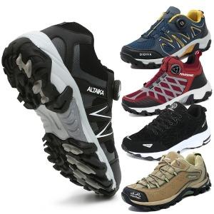 남자 운동화 다이얼 트레킹화 등산화 작업화 신발