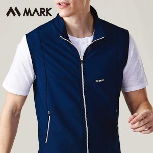 마크 경량조끼 MK-273 여름 등산 단체복 남녀공용