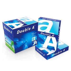 더블에이 A4 복사용지 A4용지 80g 2500매 3박스
