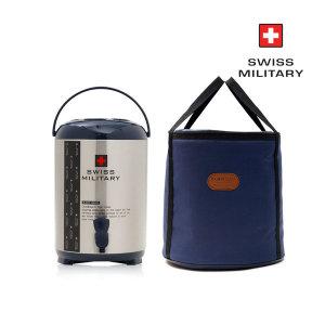 워터저그 보온보냉 캠핑물통 RKW-1000 10L+전용가방