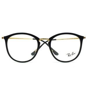 레이벤  RB7140 2000 (51mm) 골드장식  RAYBAN 안경