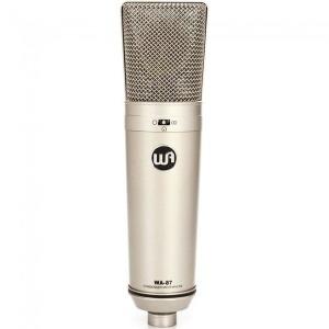 Warm Audio 콘덴서 마이크 WA-87 R2