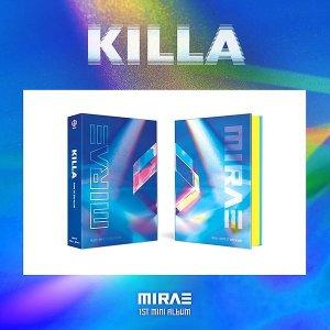 미래소년(MIRAE) - KILLA  1st Mini Album  미래+소년 ver.  패키지