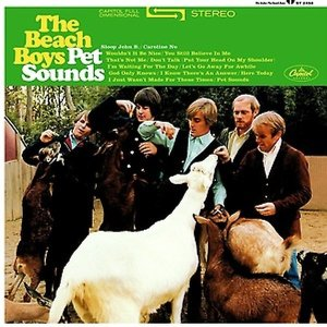 Beach Boys - Pet Sounds  180g LP  - Stereo Vinyl / 디지털 다운로드 바우처 삽입 - Stereo Vinyl / ...
