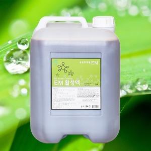 EM활성액 20리터(L)/이엠 발효액 효소 용액 미생물