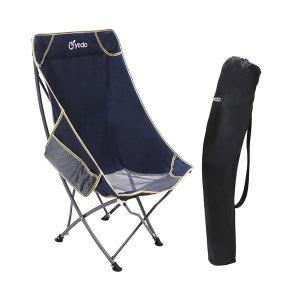 접이식 롱 허그체어 휴대용 캠핑의자 낚시 야영 /캠핑