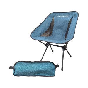 경량 접이식 체어 + 전용가방 안정된 지지대 /캠핑