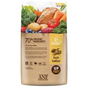 유기농 6Free 플러스 오리 연어 6kg 강아지 사료