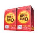 쌩쌩 비타민D 2000IU 60정 2개 (4개월분)