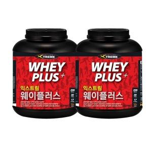 플러스 웨이 1+1 (2통) 단백질보충제   프로틴