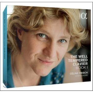Celine Frisch 바흐: 평균율 클라비어 1권 - 셀린 프리쉬  하프시코드 연주반  (Bach: The Well-Temper...