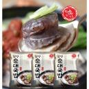 밀양 가마솥 순대국밥 550g 3개