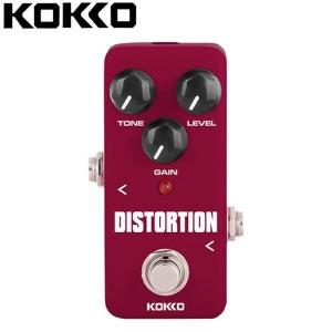 코코 KOKKO 이펙터 Distortion  디스토션 FDS2
