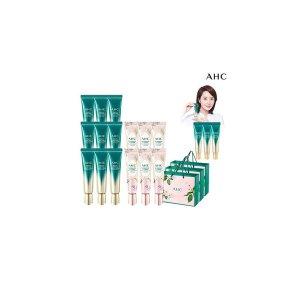 AHC   플라워에디션  최신상 아이크림 시즌9+블루밍 플라워 아이크림 + 쇼핑백