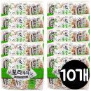 엉클팝 동글이 400g x10개 보리과자/밀펑/강정/조리퐁