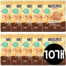 미주라 통밀비스켓 120g x10개 /커피과자/쿠키/로투스