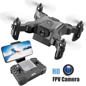 접이식 미니 드론 HD카메라 탑재 컨트롤러 일체형