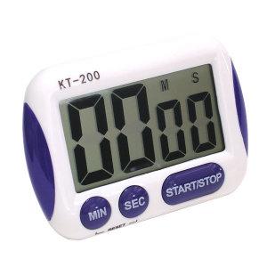 디지털 타이머 스톱워치 쿠킹 알람시계 판촉물 초시계