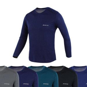 국내제작 냉감 라운드 티셔츠 등산복 빅사이즈 WD-305