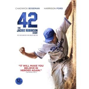 42(42: The Jackie Robinson Story)(DVD)