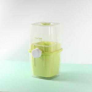 요거쿡 요거트메이커 요거트 사각 제조기 YC01투명그린