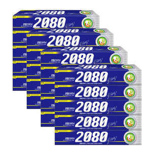 애경 2080 치약 클래식 170g x5입x4개
