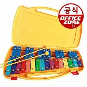삼익악기 27K 실로폰 NSX-27Y 노랑 악기 음악 준비물