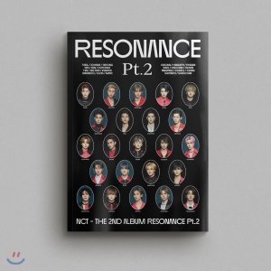 엔시티 (NCT) - The 2nd Album RESONANCE Pt 2  Arrival ver    엔시티