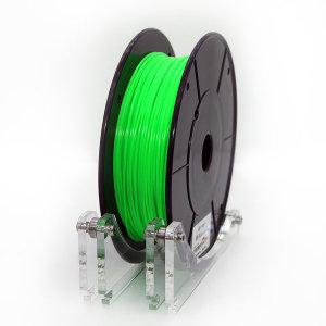 국산 3D 프린터 필라멘트 RB PLA 300g/ 형광 GREEN