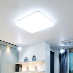 코콤 LED 아라 방등 50W 거실등 주방등 led등 홈 조명