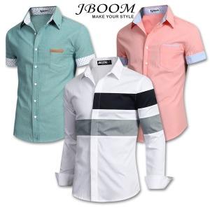 여름신상 셔츠 남방 스판 와이셔츠 남자 남성 캐주얼
