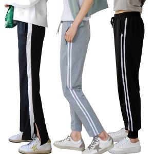 제니유 여성 여름 트레이닝바지 일자 조거팬츠 S~XL