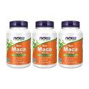 3개 마카 로우 Maca 750 mg 90 베지 캡슐 Now Foods 빠른직구