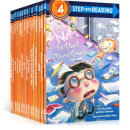 영어원서 Step Into Reading 스텝인투리딩 LV 4 27권세트