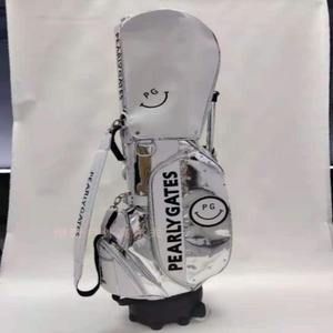 파리게이츠 PEARLYGATES 골프 가방 여성 캐디백 바퀴