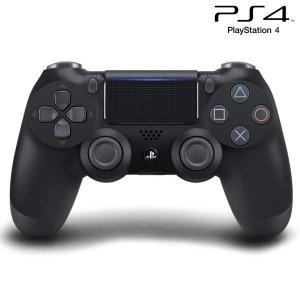 PS4 소니 듀얼쇼크4 무선컨트롤러 /신형 제트블랙