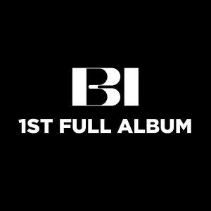 비아이(B.I) - 1st Full Album  커버 2종 중 1종 랜덤출고