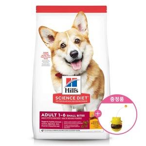 604464 힐스 강아지 어덜트 스몰바이트 치킨 12kg