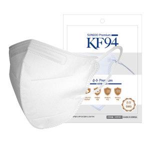 KF94 새부리형 마스크 중형 여름용 국산원단100매
