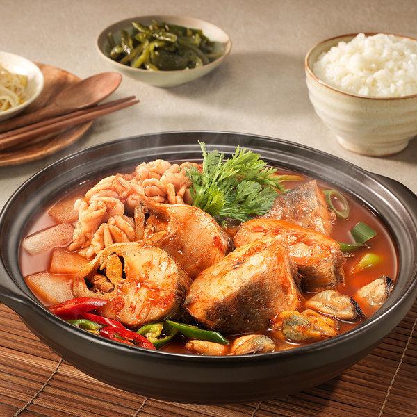 프레시지 연안식당 푸짐한 동태탕 2-3인분