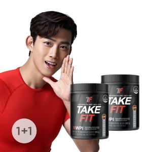 테이크핏 단백질보충제 초코 280g 1+1 NWPI 프로틴