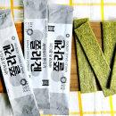 새싹보리 쫀디기 쫄라겐 220gx5봉 (총 50개입)