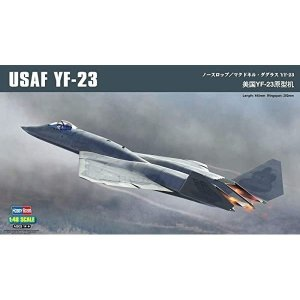 Hobbyboss 1:48 Scale US YF-23 Prototype Assembly K