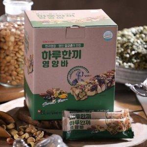 대한민국한과명장 김규흔 하루한끼 영양바_총80개