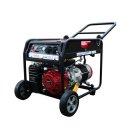 한도 혼다 엔진 산업용 발전기 HK-8000D 7.5KVA